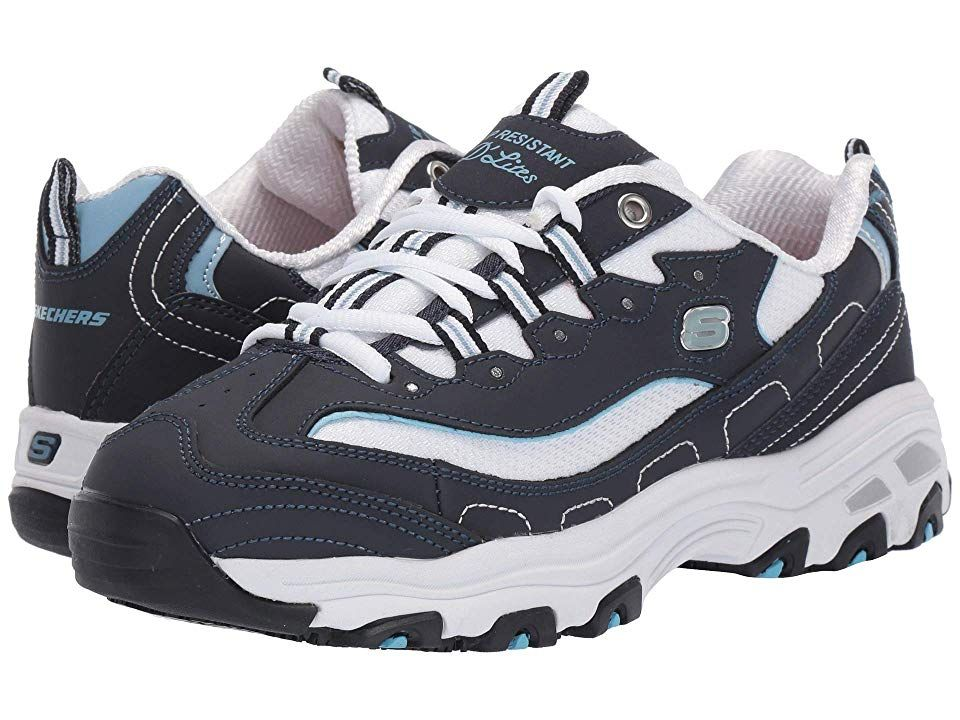 SKECHERS Work D'Lites SR Health Care Pro Relaxed Fit