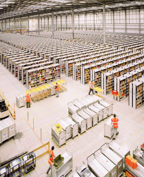 Amazon Unpacked How Amazon Runs One Of Its Warehouses Aka