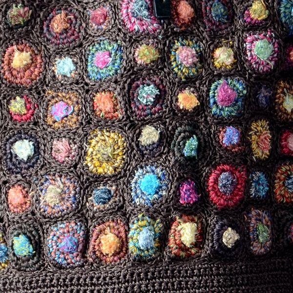 Crochet Sac Sophie Digard créations modèle Glenn | Pesce