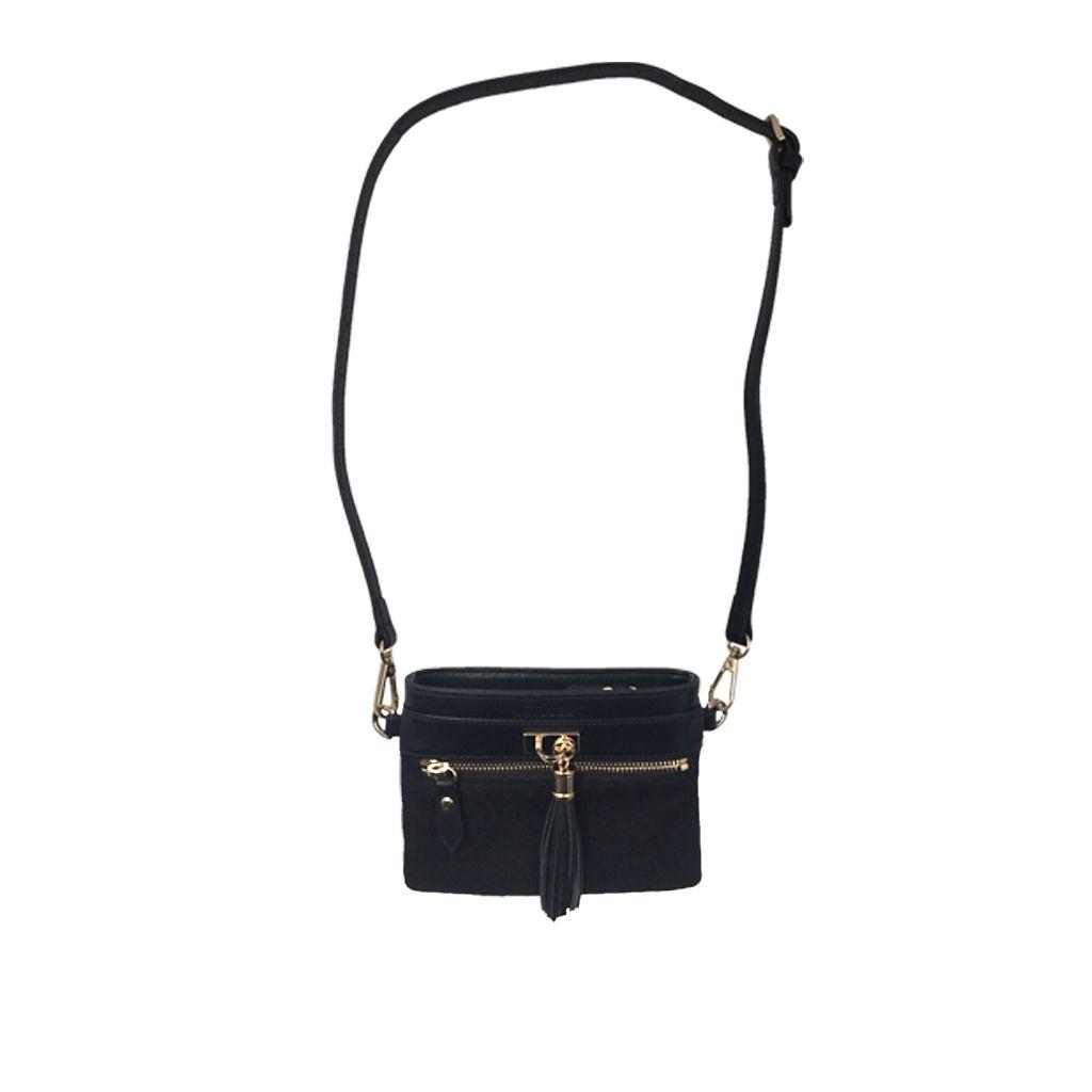 CROSSBODY BAG BY PHILBERT Luxury Hemp Mobile bag. 5 in 1 phone bag.  Innovative 784ca98747939