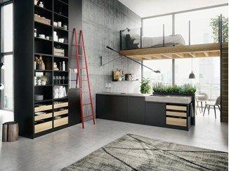 Kitchen SieMatic URBAN - SE 8008 LM - SieMatic