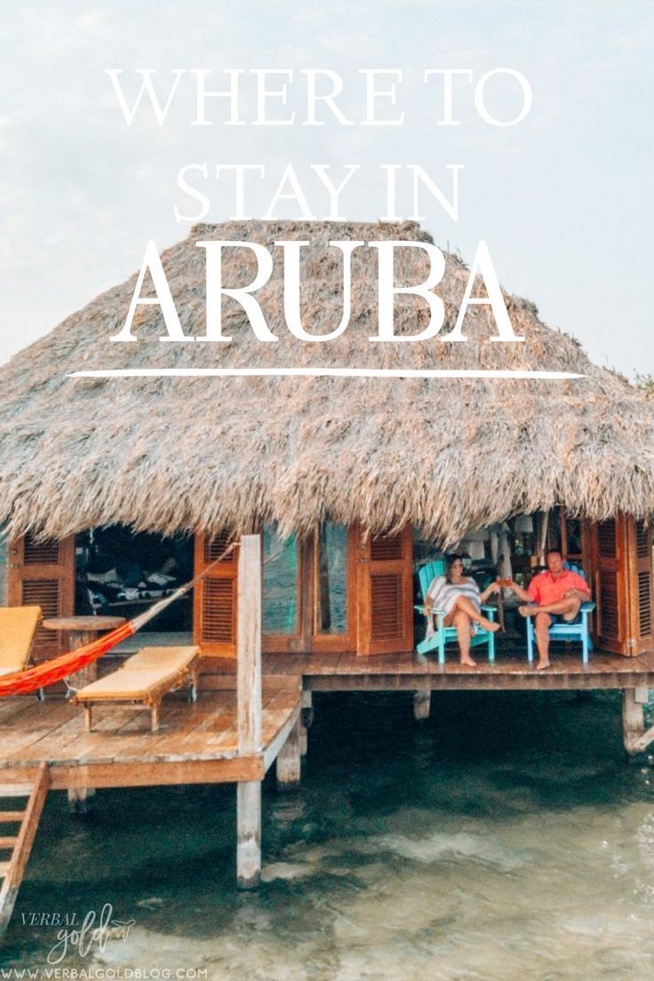 The Ultimate Travel Guide to Aruba – One Happy Island