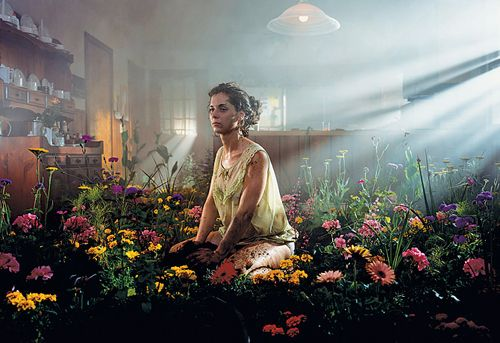 """gregory crewdson: """"beneath the roses""""."""