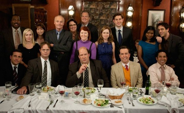 The office season 9 episode 24 25 review finale the office pinterest - The office season 9 finale ...