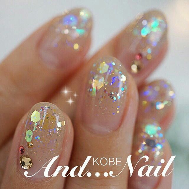 55 Beautiful Japanese Nail Art Designs: Japanese Nail Design, Korean Nail