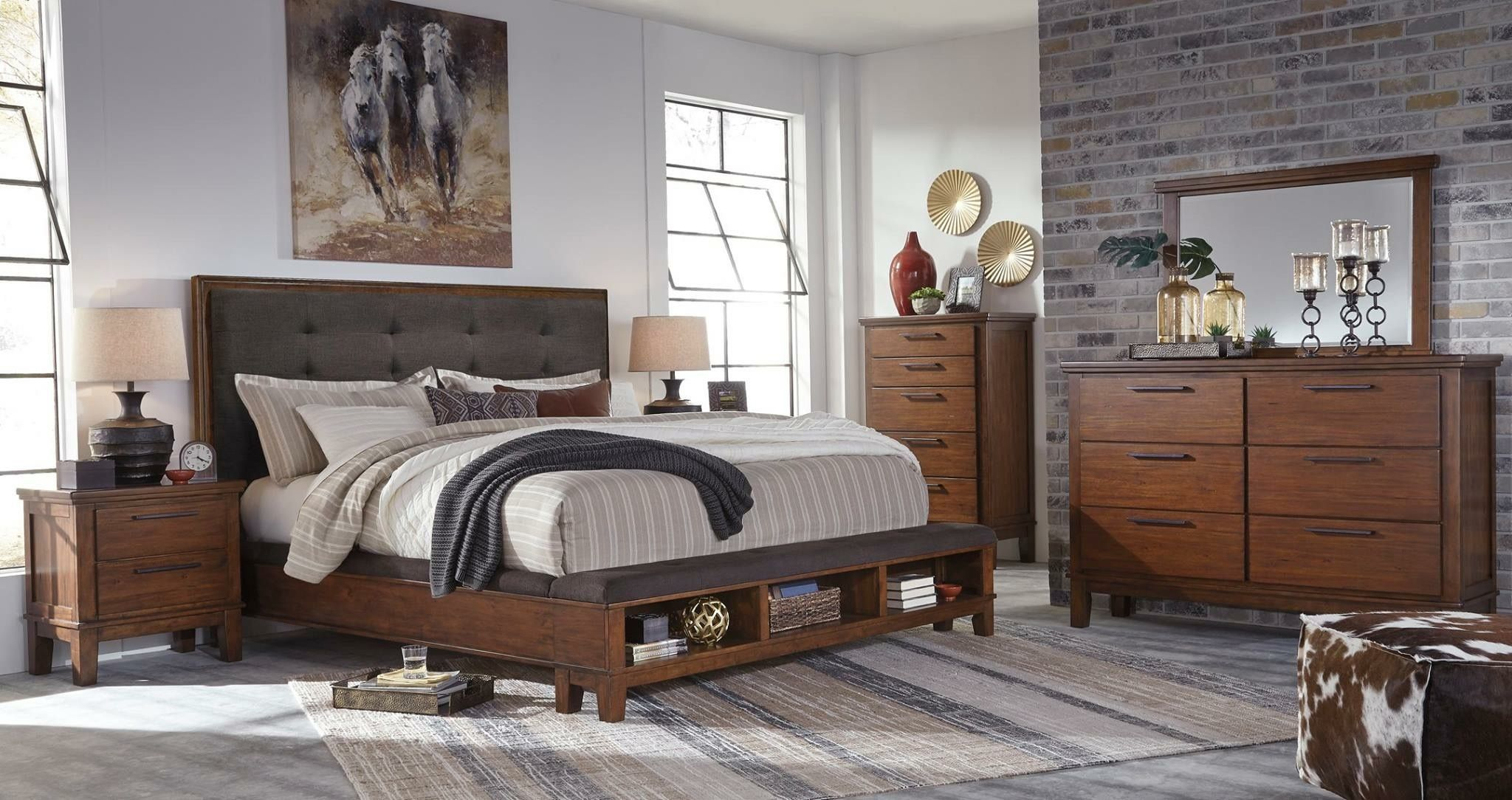 Pin by Suzanne Becker on Interior Upholstered bedroom
