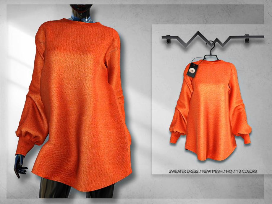 busra-tr's Sweater Dress BD266
