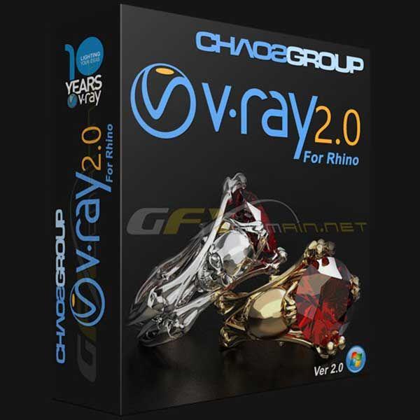 V-Ray 2.0 برای راینو که امکانتولید تصاویر با کیفیت بالا را برای کاربران این برنامه ممکن می سازد. این پلاگین با Robert McNeel & Associates' Rhinoceros، که یکی از محبوب ترین پلاگینهای NURBS مدلینگ بوده هماهنگی کامل دارد. کاربران راینودر تمام زمینه ها شاملمهندسی و طراحی سه بعدی وانیمیشن ۳D ،پلاگینV-Ray را به عنوان یک راه سریع، آسان و مقرون به صرفه جهت ارائه تصاویر کار نهائی استفادهمی کنند. New features include V-Ray RT GPU V-Ray Material V-Ray Material Wrapper VRMats Library HDR…