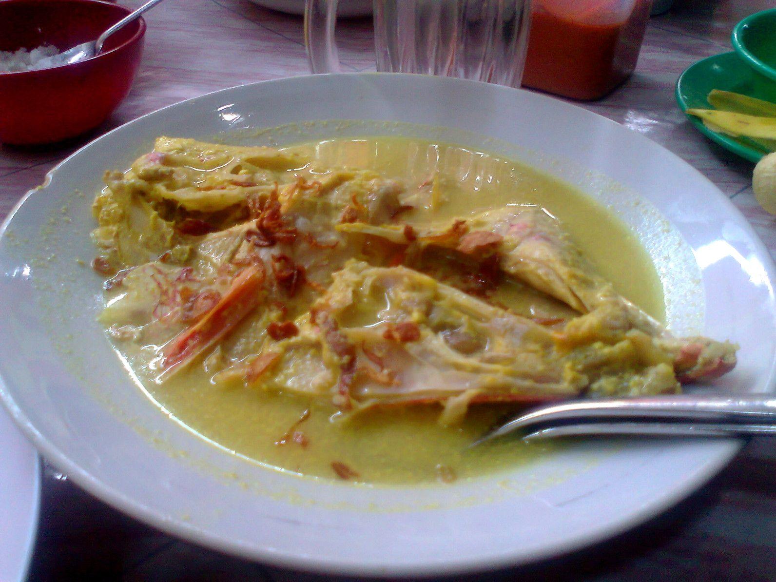 Sup Palumara Ulu Juku Kuliner Kepala Ikan Khas Makassar Kuliner Makassar Makanan Resep Sup Makassar