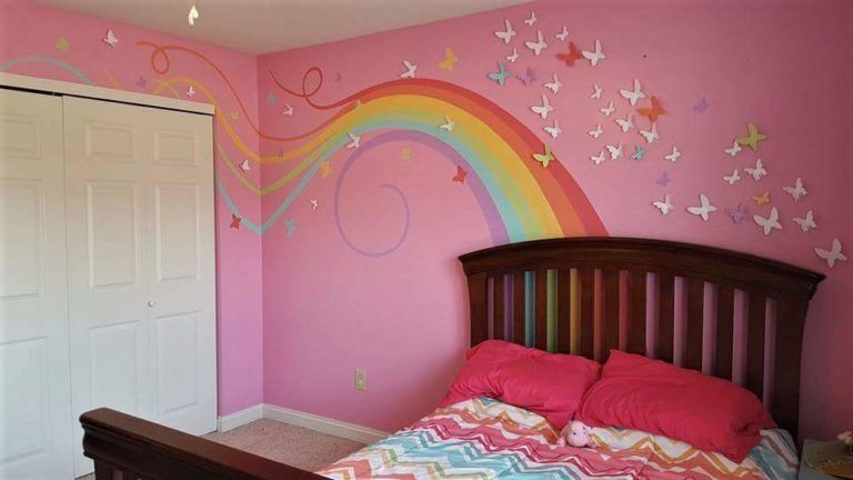 40 Pretty Girls Bedroom Paint Ideas And Colors To Wake Up In A