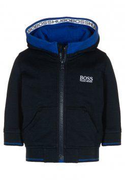 BOSS Kidswear - Sweatvesten - marine