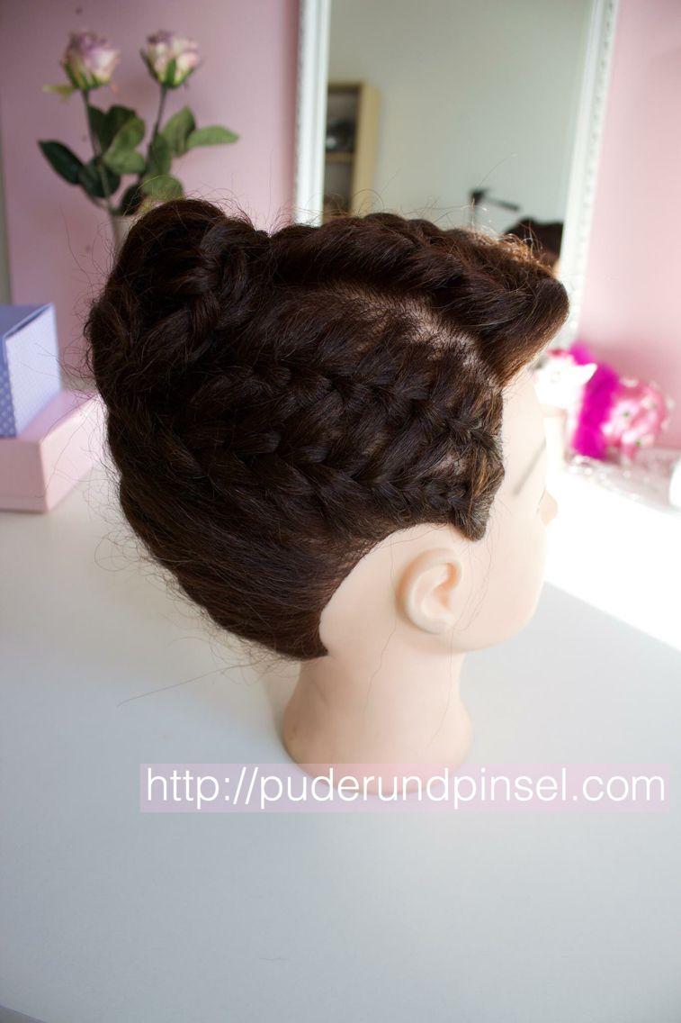 Puder Und Pinsel Straubing Flechtfrisuren Geflochtene Frisuren Beauty