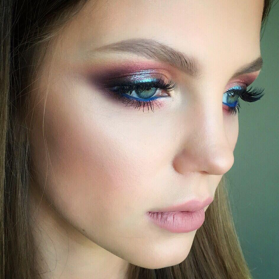 Pin by Denna Cordero on Makeup  Pinterest  Makeup Eye Makeup and