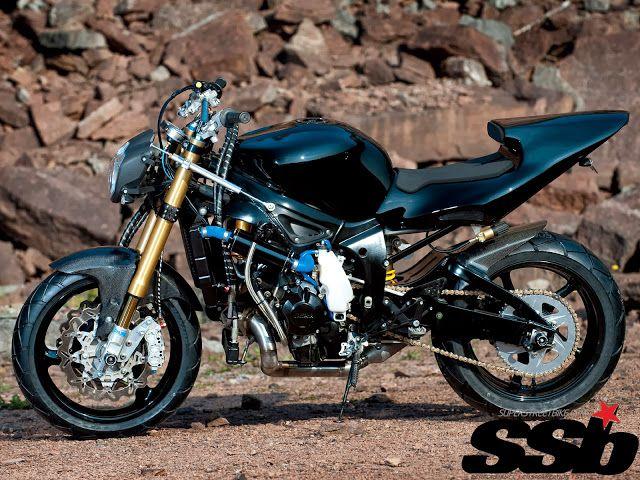 Yamaha R Supercharger