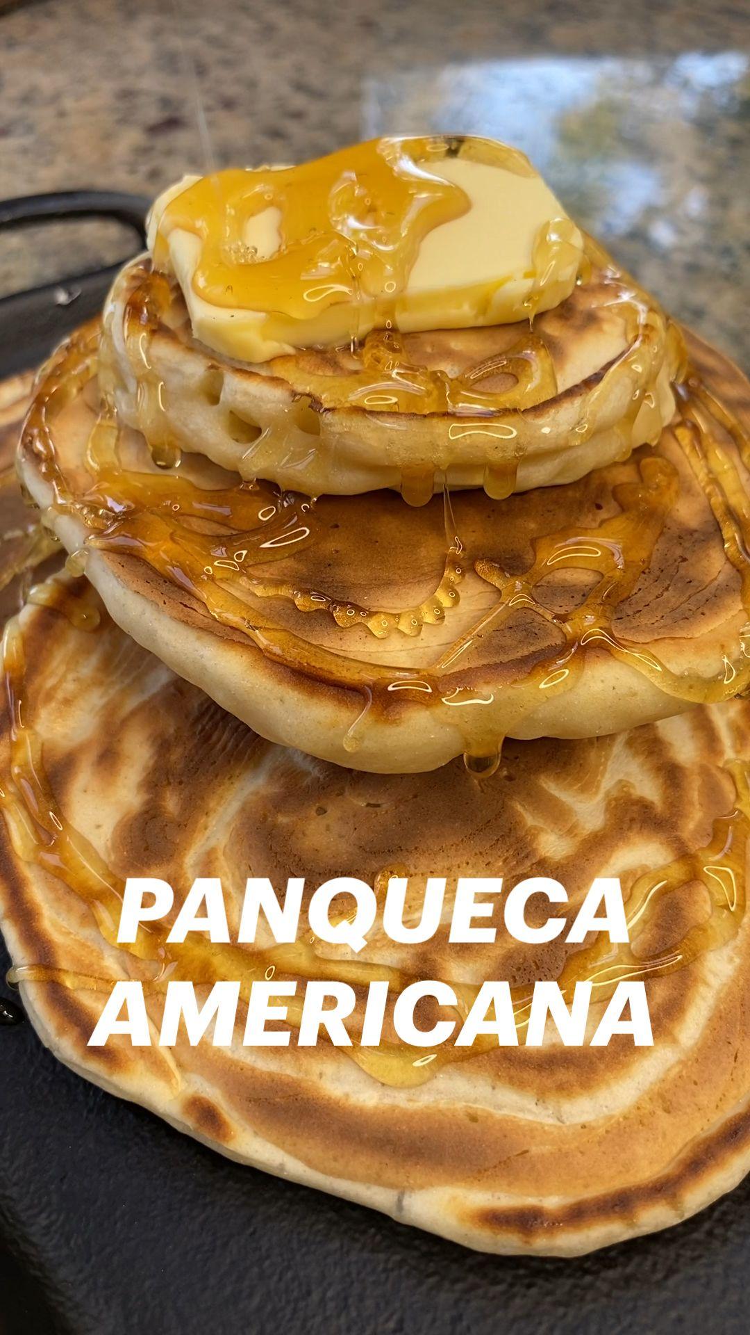 PANQUECA  AMERICANA