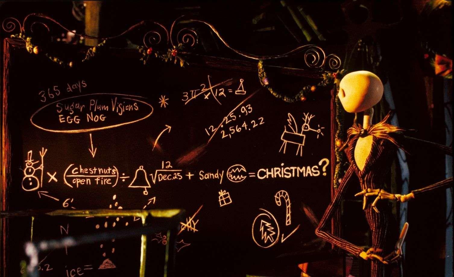 Movie - The Nightmare Before Christmas Wallpaper | The Nightmare ...
