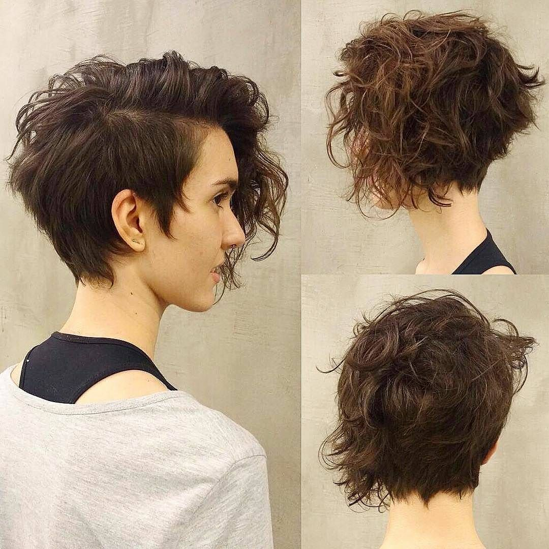 Stylish Long Pixie Haircuts for Women - Short Hairstyle Designs