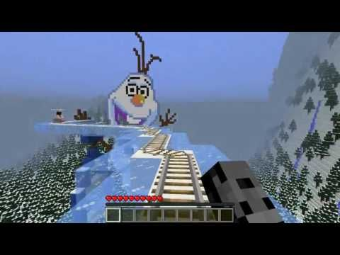 Minecraft DIMENSION ROLLERCOASTER ADVENTURE THROUGH UNIVERSES! Custom Map - YouTube