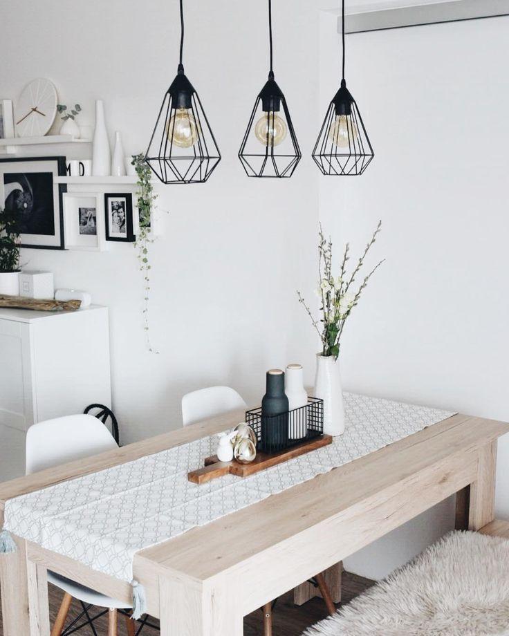 Pendelleuchte Loft In 2019 Heimili 240 Wohnung Esszimmer