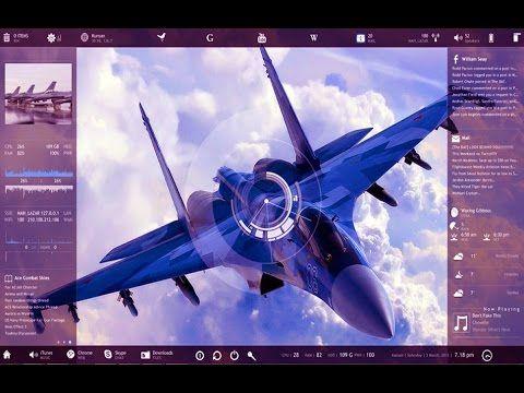 Супер возможности российских истребителей Су-35 и Миг-29м2 (Su-35, MiG-2...