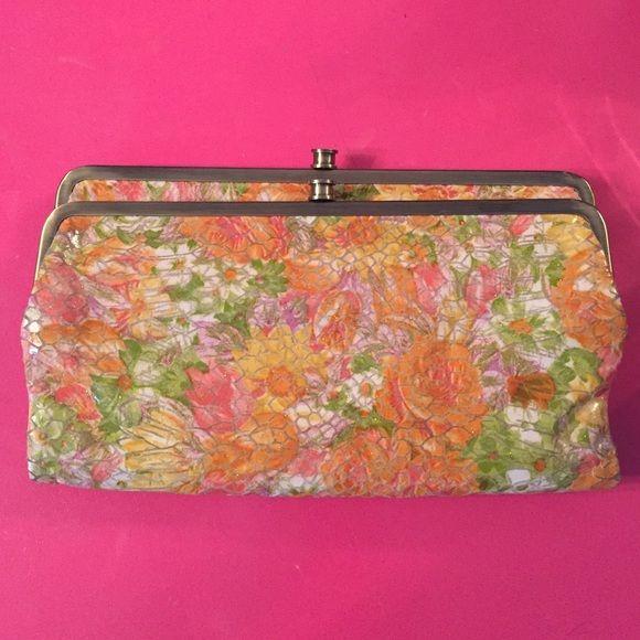 hobo original lauren double frame clutch wallet from hobo the original lauren double - Double Frame Clutch Wallet