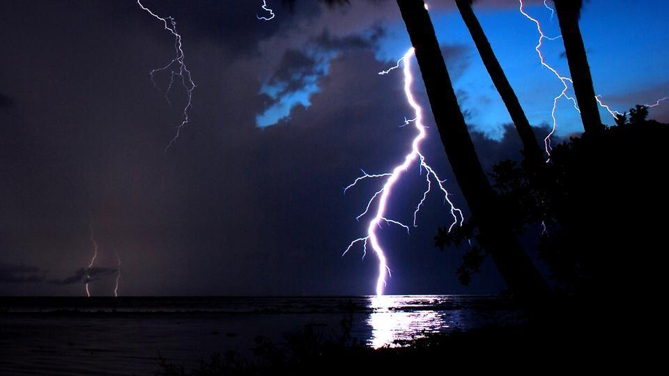 Venezuela, nature's most electrifying lightning show