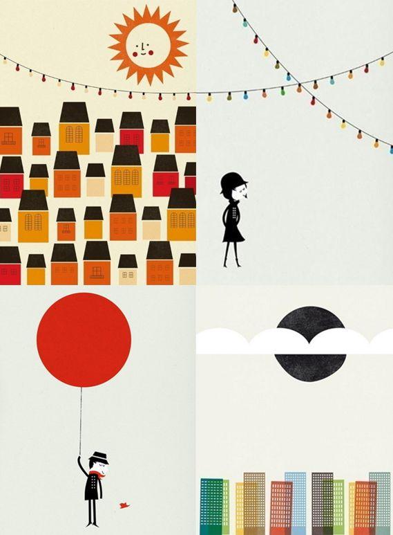 Blanca Gómez poster design