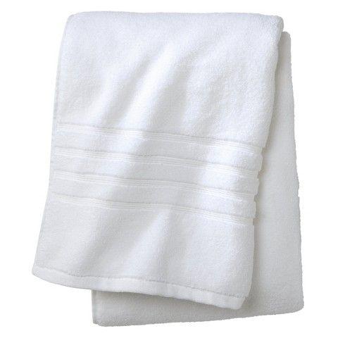 From Target Fieldcrest Luxury Solid Bath Towels 4 White Bath