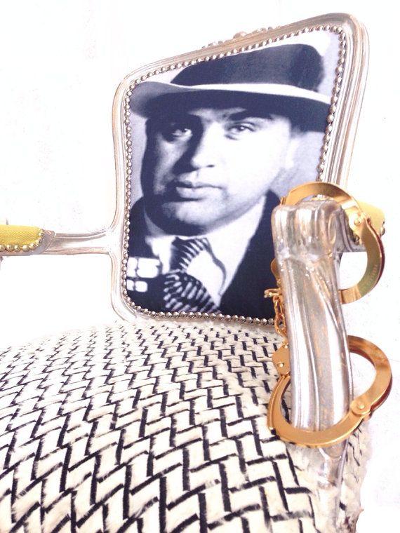 Custom Order Al Capone Vintage French Louis Xvi Accent