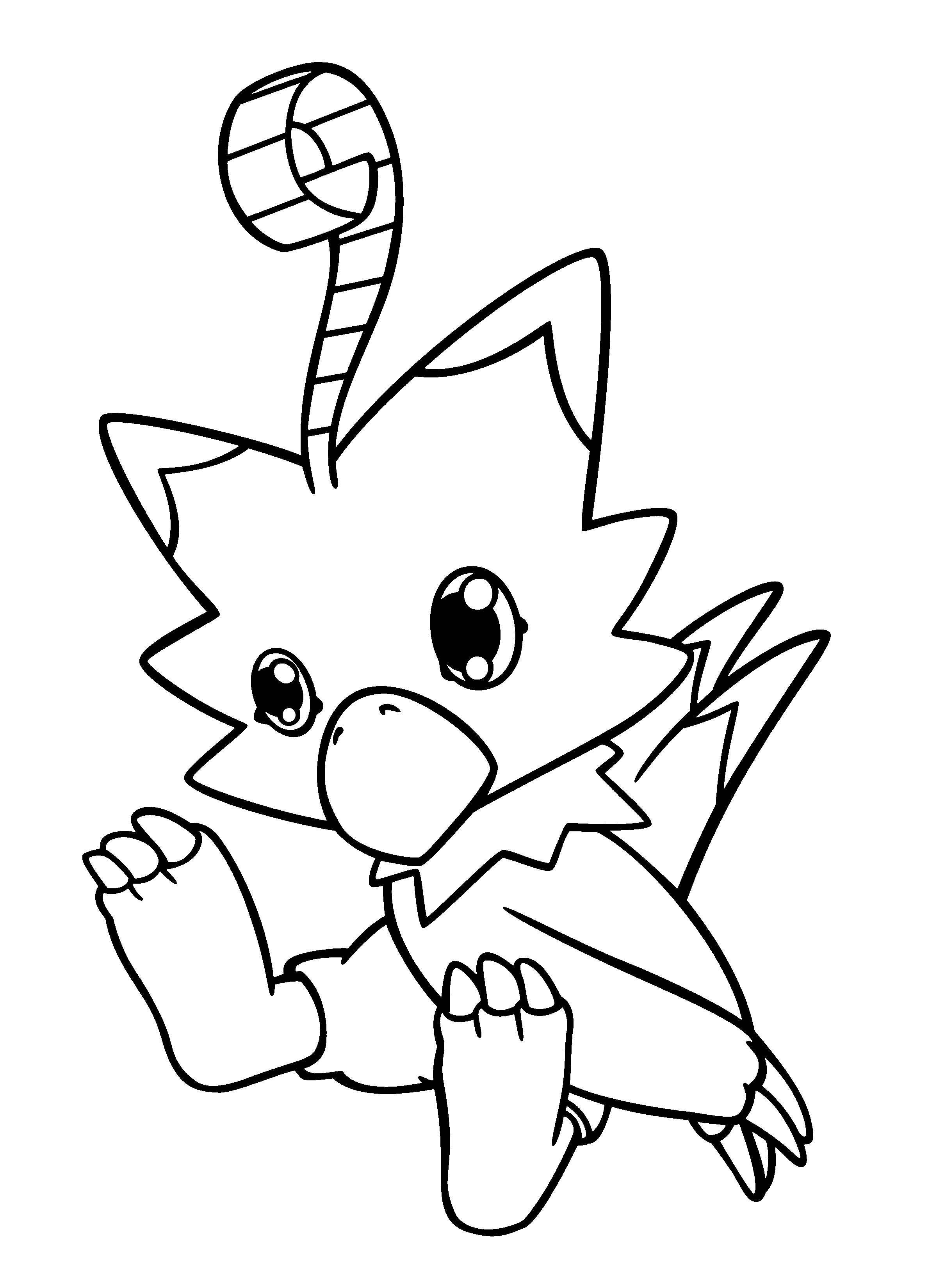 Digimon coloring pages | Coloring Digimon pages | Pinterest ...