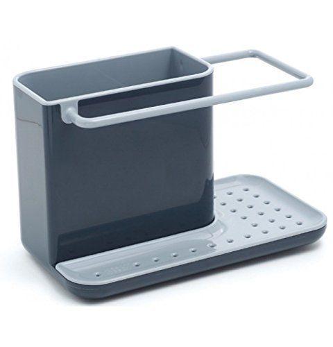 Home Furniture Diy Joseph Joseph Sinkbase Kitchen Sink Tidy Caddy Organiser Set 3 Piece Grey Douzenis Gr