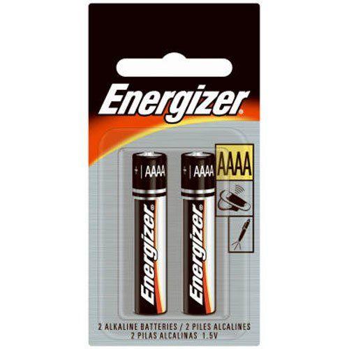 3 Energizer Aaaa Alkaline Batteries Pack Of Two Alkaline Battery Energizer Batteries