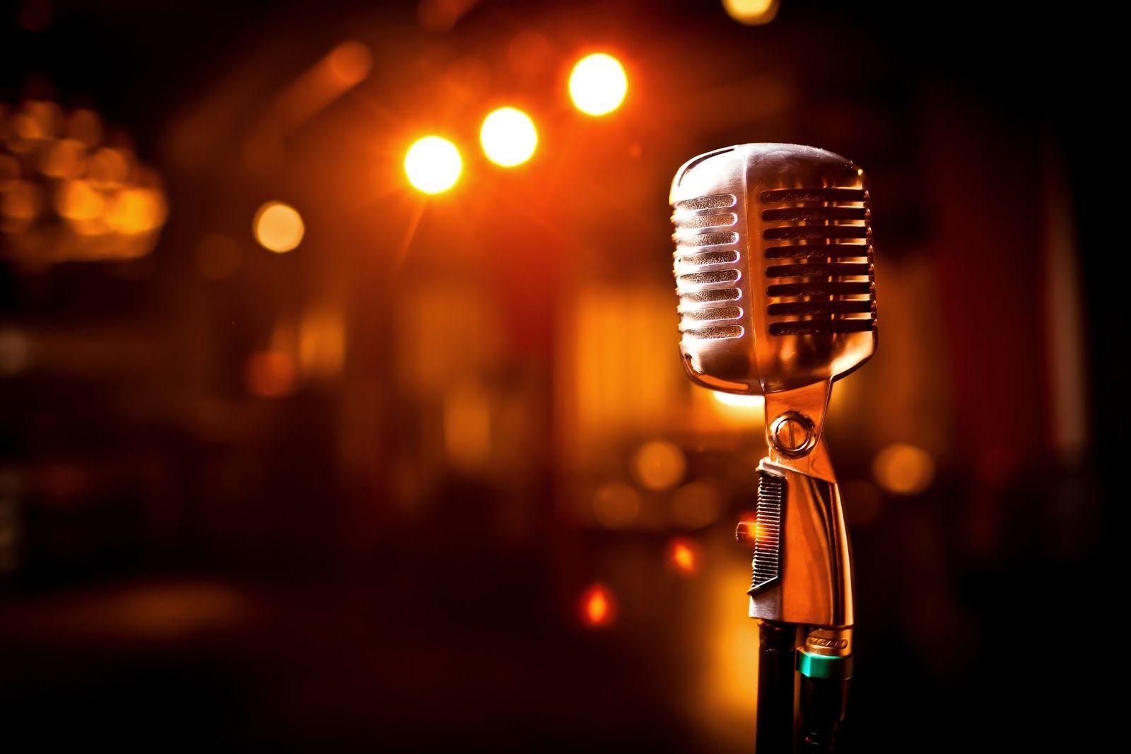 Microfono Vintage Hilda Rock The Band Pinterest School