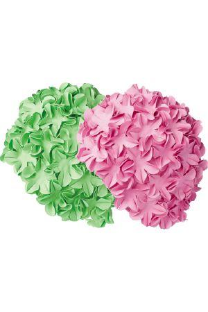 DONATELLA LUCCHI  flower swim cap