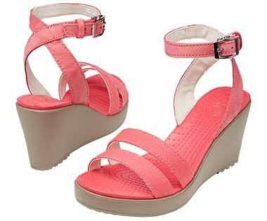 Crocs™ Women's Leigh Wedge | Womens Wedge | Crocs, Inc ...