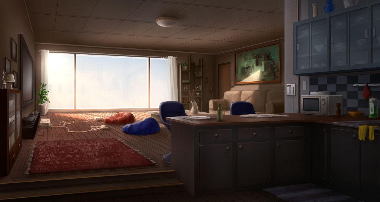 Apartment by JoakimOlofsson