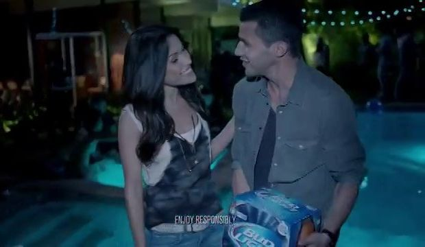 This is the commercial ad of bud light this commercial was released this is the commercial ad of bud light this commercial was released in may 2013 under the titled of music first cool voice this song is really good aloadofball Images
