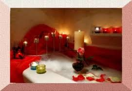 Bathroom Romance valentines day romance for your bathroom | valentines day romance