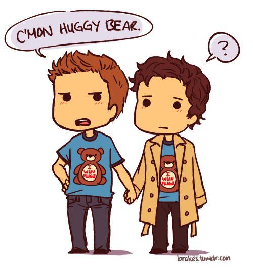 Dean Supernatural Gay Comic Geek