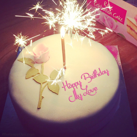 Exclusive Happy Birthday Wishes Cake Dps For Whatsapp Cards