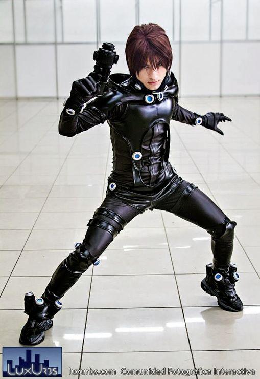 Kei Kurono(Gantz)   Human poses
