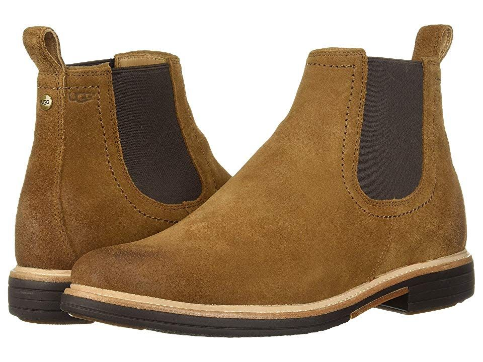 5519741304f UGG Baldvin (Chestnut) Men's Shoes. Tread hard on your terrain with ...