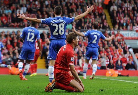 Gerrard Masih Dihantui Insiden Terpeleset Saat Lawan Chelsea