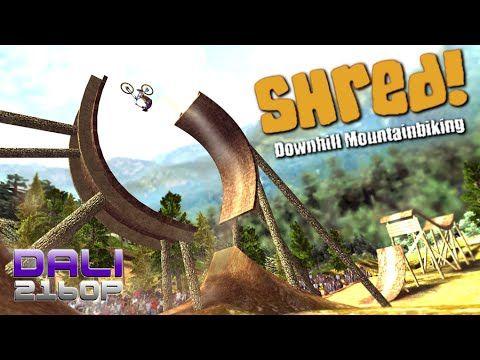 Shred Downhill Mountain Biking Pc Ultrahd 4k Gameplay 60fps 2160p