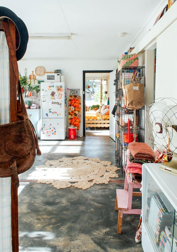 Eclectic Boho Bedroom Apartment Therapy