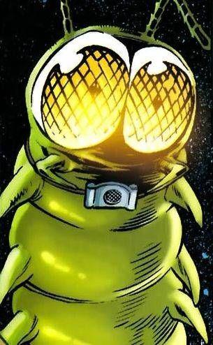 Mr  Mind (Character) - Comic Vine   ALL STAR SQUADRON'S ENEMIES