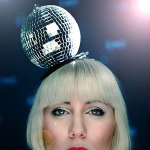 Disco Ball Fascinator - head pieces