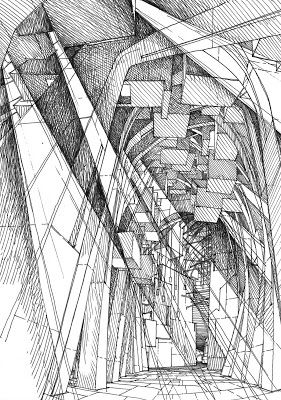The Architecture Draftsman Architecture Concept Drawings Architecture Drawing Architecture Illustration