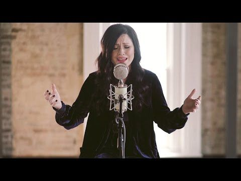 Oh The Power // Kari Jobe // New Song Cafe - YouTube