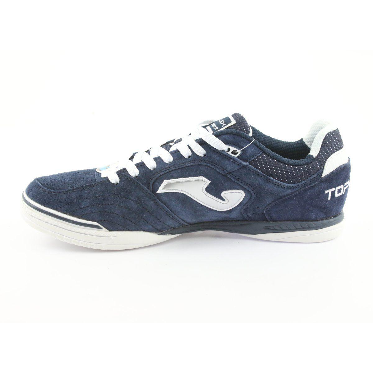 Shoes Joma Top Flex Nobuck 803 Topns 803 In Navy Shoes Joma Indoor Shoe